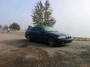 2002 BMW 330Ci Manual