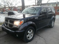 2008 Dodge Nitro attache remorque VUS