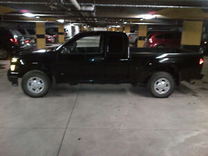 2008 Chevrolet Colorado LT Pickup Truck 4x4 Ext. cab