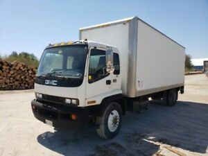 2000 GMC TSR Cabover Straight Truck for Sale