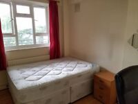 Bright and spacious double room in Kingston Hill