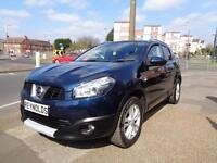 BAD CREDIT CAR FINANCE AVAILABLE 2010 10 NISSAN QASHQAI 1.5dCi 2WD N TEC