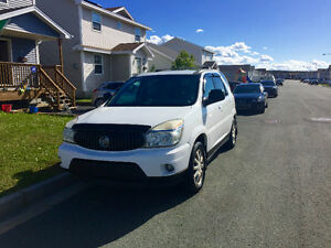 2007 Buick Rendezvous CX SUV, Crossover St. John's Newfoundland image 3