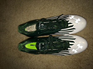 New Underarmour cleats size 11