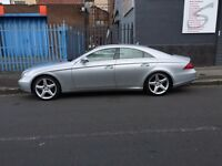 Mercedes Benz CLS 320 CDI 2007 immaculate