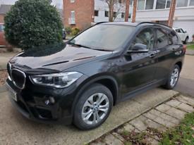 BMW X1 SDRIVE18D 2017 Auto, SatNav, Leather and backup camera