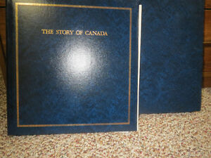 Collector item The story of Canada Peterborough Peterborough Area image 1