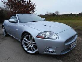 2008 Jaguar Xkr 4.2 Supercharged V8 2dr Auto Sat Nav! 20 Alloys! 2 door Conv...
