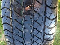 1 P275/60 R20 and Steel 5 bolt rim