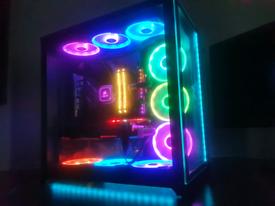 Custom made gaming rig
