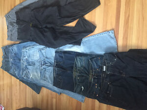 10 pairs of Pants/jeans Peterborough Peterborough Area image 1