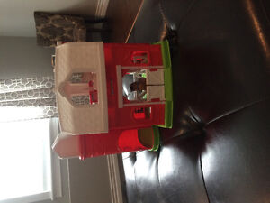 2 fisher price sets