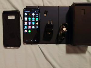 Mint condition Unlocked Samsung Galaxy S8+