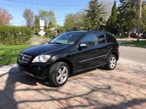 Mercedes ML-350 2009 Premium - 115,000km