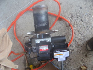 Oil Furnace Parts - blower/motor/primary control