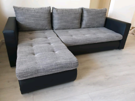 💥FREE Delivery💥 Brand New Corner Sofa Bed.