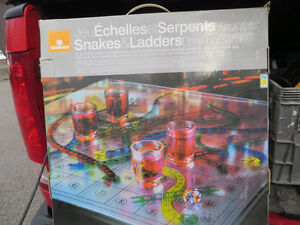 PARTY GAME    SNAKES AND LADDERS London Ontario image 1