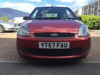 Ford Fiesta 1.2 excellent drive HPI clear 1 previous owner (57reg)