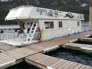 48' Houseboat on Lower Arrow lakes