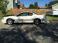 2004 Chevrolet Monte Carlo Rally Sport package Coupe (2 door)