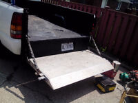 truck & lift gate moving needs