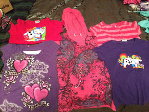Girls size 7-8 clothing lot