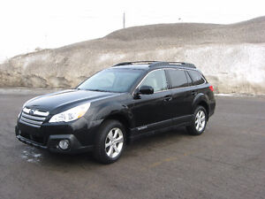 2013 Subaru Outback 2.5L Limited Package Familiale