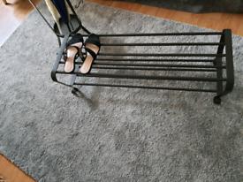 Shoe rack and Umbrella stand