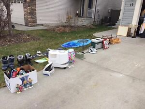 Garage Sale & Norwex Products Strathcona County Edmonton Area image 4