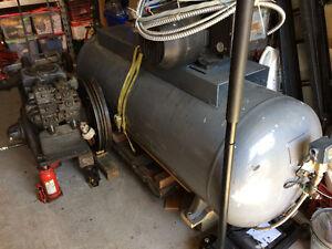 Compressor Devilbiss 4cylander Model #445