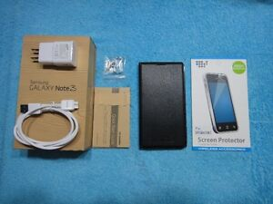 UNLOCKED Samsung Note 3 in very good condition-only $215FIRM