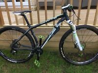 Whyte 729 mountain bike. Hardly used forces sale.