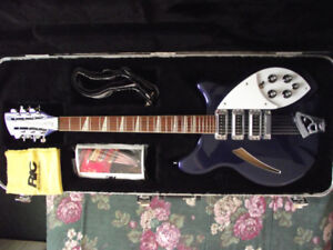 2013 Rickenbacker 370 electric 12 string guitar for sale obo