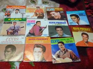 45 tours Elvis colletors
