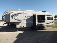 2013 Keystone Cougar High Country 29RLS - 2 Slideouts