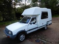 Citroen C15 Romahome 1998 2 Berth End Kitchen Motorhome For Sale