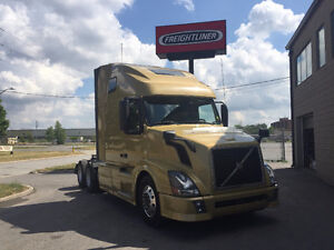 4 YEAR WARRANTY 2013 Volvo VNL670 D13 / iShift CERTIFIED 670