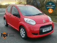 2010 Citroen C1 1.0i VTR 5dr [AC] HATCHBACK Petrol Manual