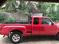 2002 Ford Ranger XLT Premium Pickup Truck