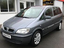 Vauxhall Zafira 1.6I 16V LIFE (grey) 2004