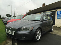 VOLVO V50 2.0D SE VERY CLEAN EXAMPLE FULL MOT NEW TRYES JUST SERVICED