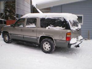 2000 GMC Yukon SUV, Crossover