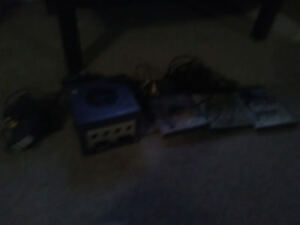 Selling GameCube bundle.
