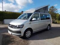 Danbury Active Twin, Great Spec 4 berth VW T6 Camper, Pristine Condition