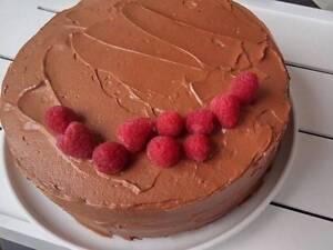 Excellent vegetarian cakes - Eggless variant available Parramatta Parramatta Area Preview
