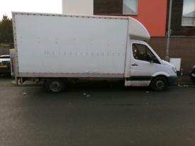 Van an man, house clearances 07796972433
