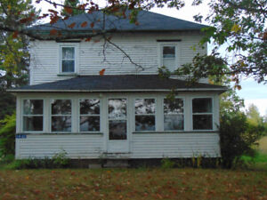 Solid Country Home at an Affordable Price!!