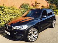 2014 BMW X5 3.0 30d M Sport SUV 5dr Diesel Automatic xDrive (start/stop)