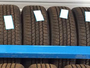 275 65 18 pneus F-150 neuf jamais roulé sur la route