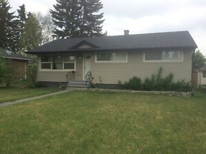 2 bedroom basement in Spruce Cliff. Just off Bow trail.